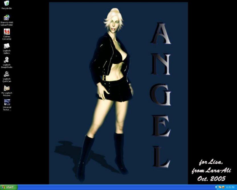 Angel Screenshot