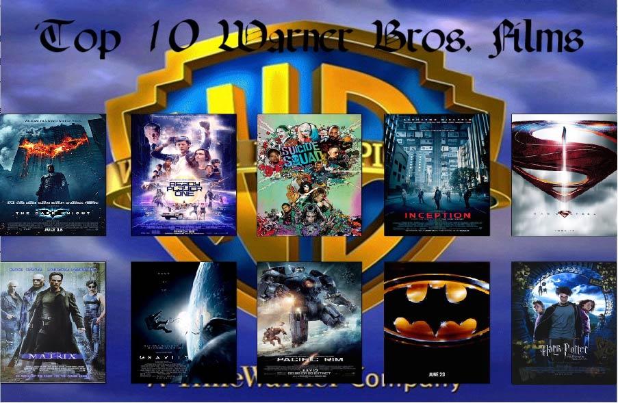 52ae4e259c My Top 10 Warner Bros. Movies by dedpool97 on DeviantArt