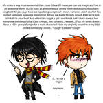 Harry Potter VS Twilight 1