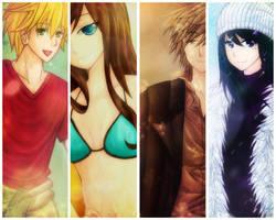 Four Seasons by eonlegend