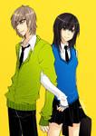 Dan and Asuka