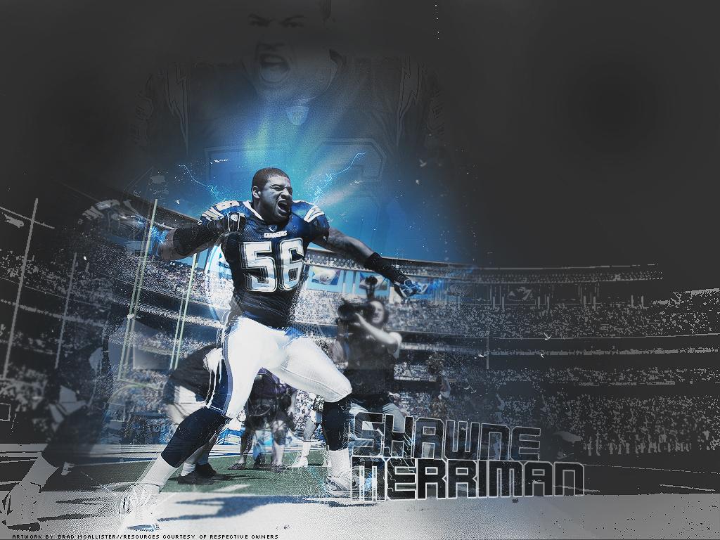 Shawne Merriman by HGgfx