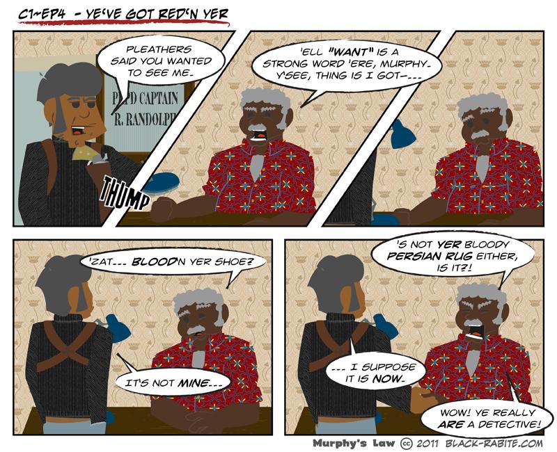 Murphy's Law - c1ep4 by chuckflysh