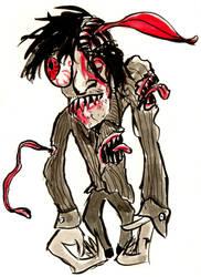 Mutant Zombie Thing