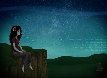 night by SayuGnz