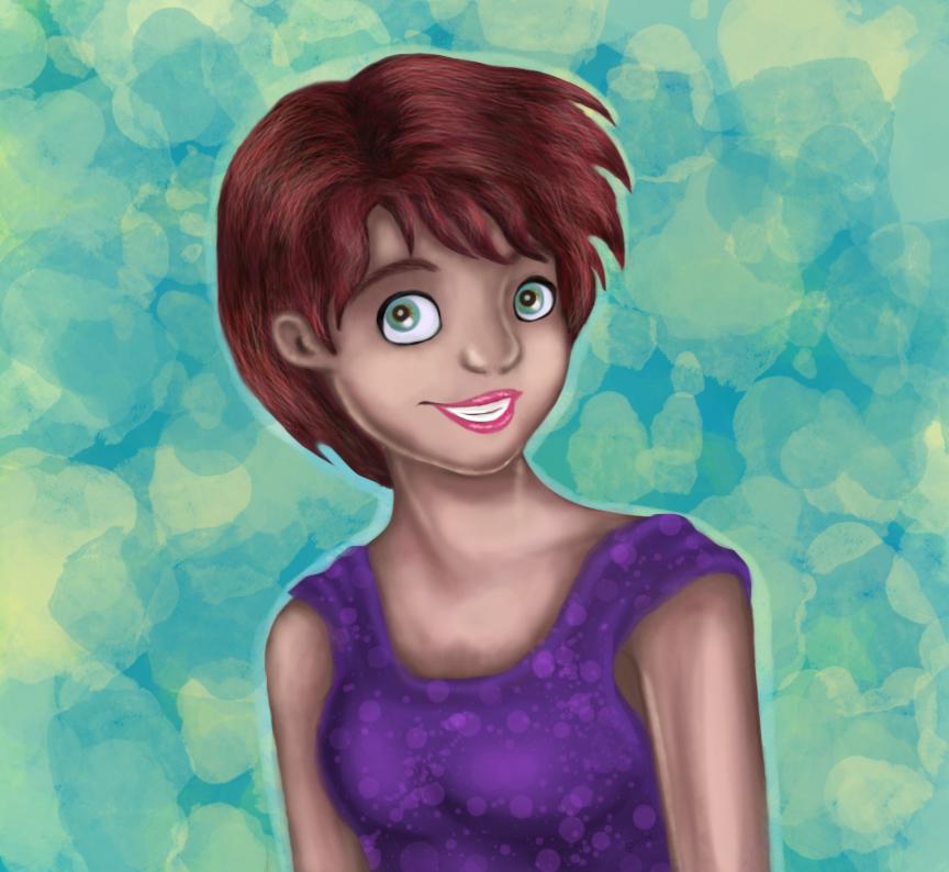 New Jame Portrait. by Atrixfromice