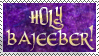 Holy Bajeeber stamp by Atrixfromice