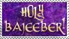 Holy Bajeeber stamp by Atrixfromice