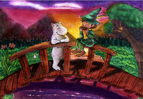 Relax on Moomin Valley