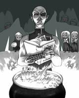 The Underdark Diet by Gido