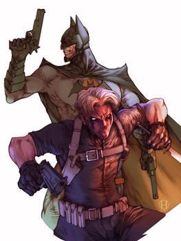 Flashpoint: Batman X Grifter