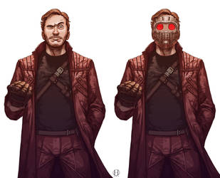 Star-Lord by Gido