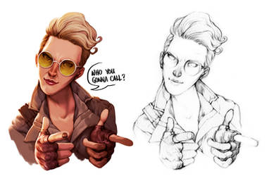 Holtzmann by Gido