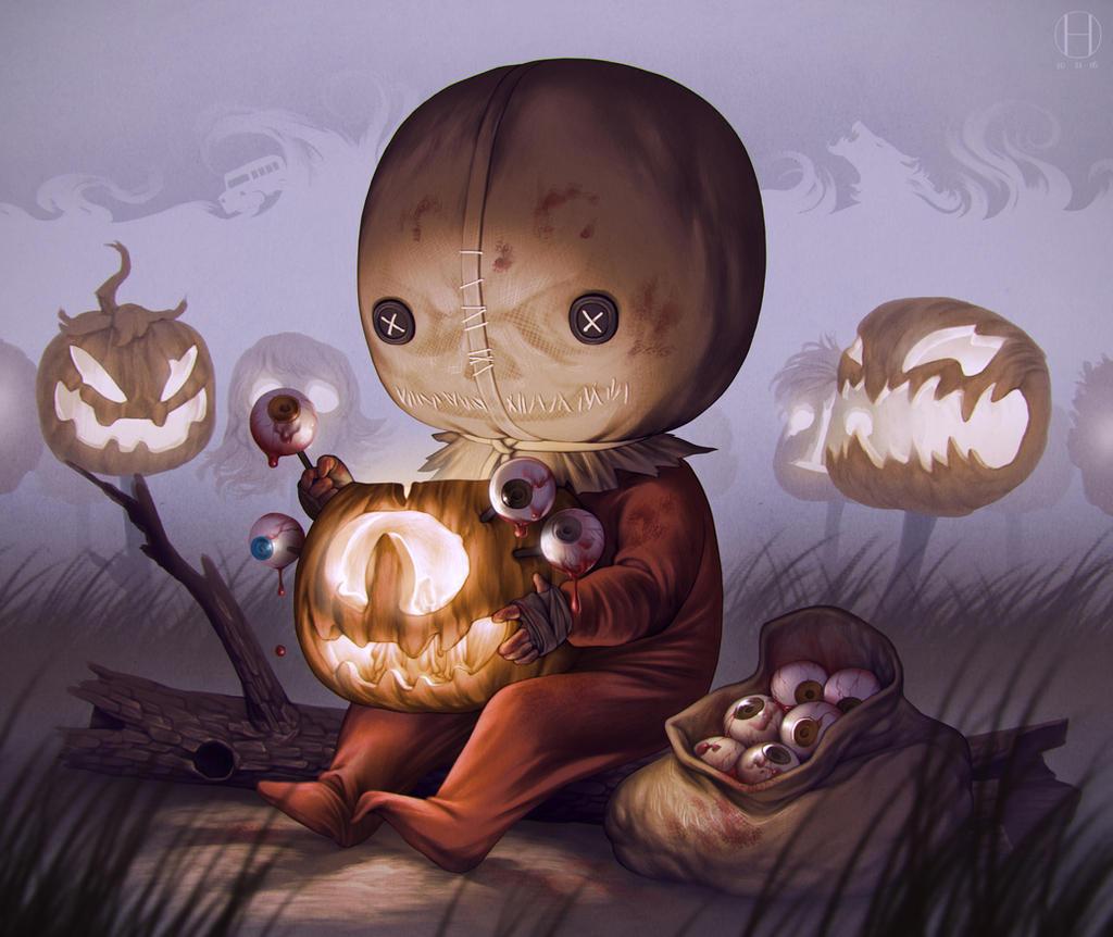 Samhain by Gido
