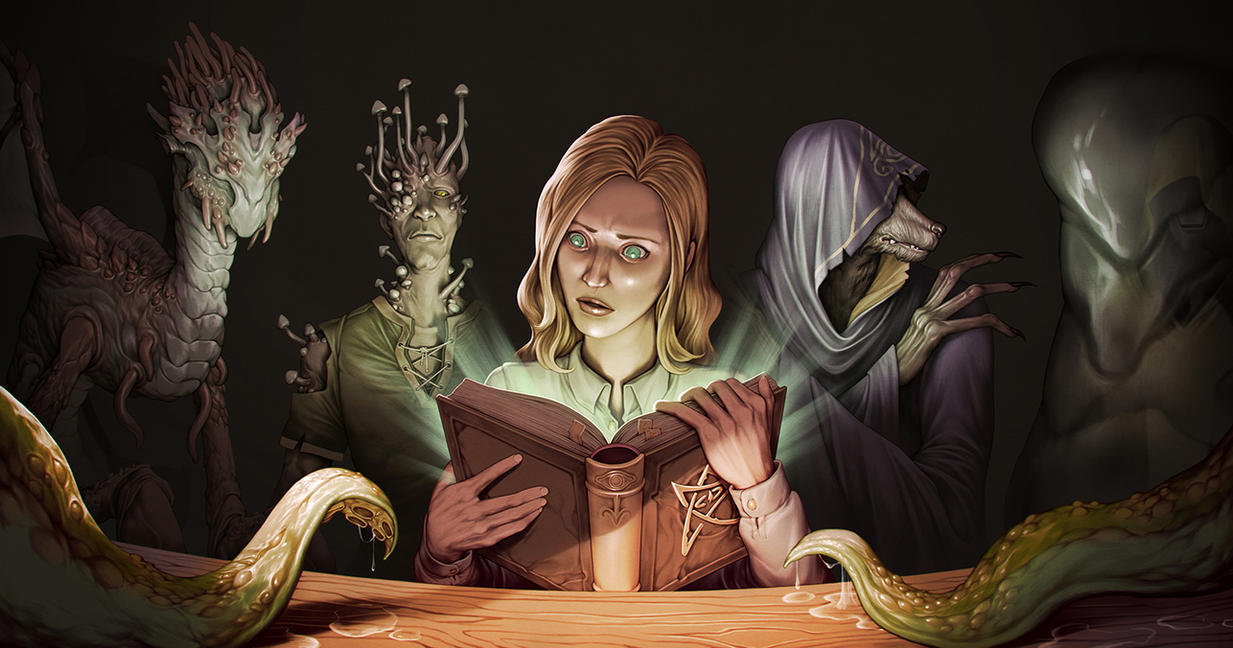 Elder Sign by Gido