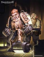 Refurbished Battlesmith - Dragoborne by Gido