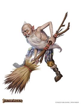 Pathfinder - House Spirit Domovoi
