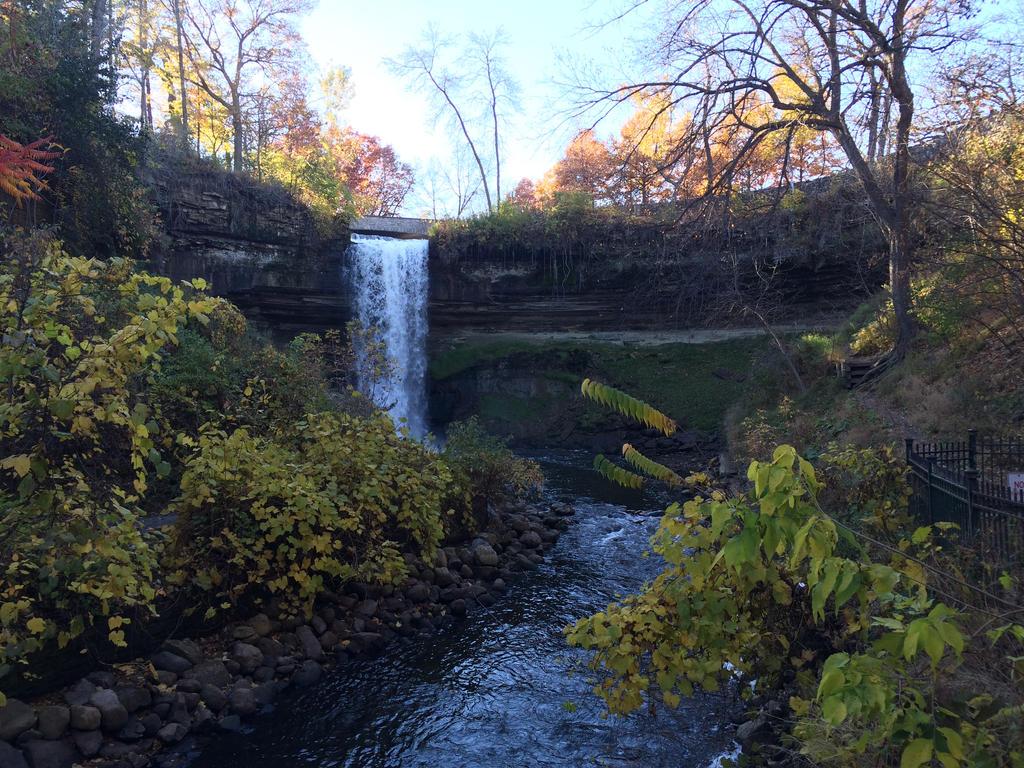 Minnehaha Falls by Sonic840