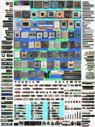 Computer Hardware Chart 2.0