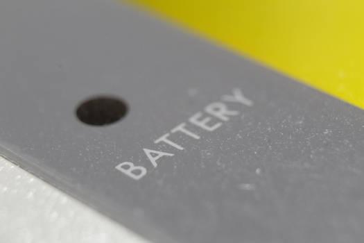 GameBoy Battery