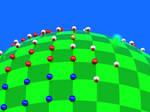 Get Blue Spheres