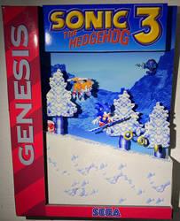Sonic 3 Shadowbox
