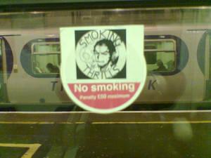 Smoking Thrills Vandalism