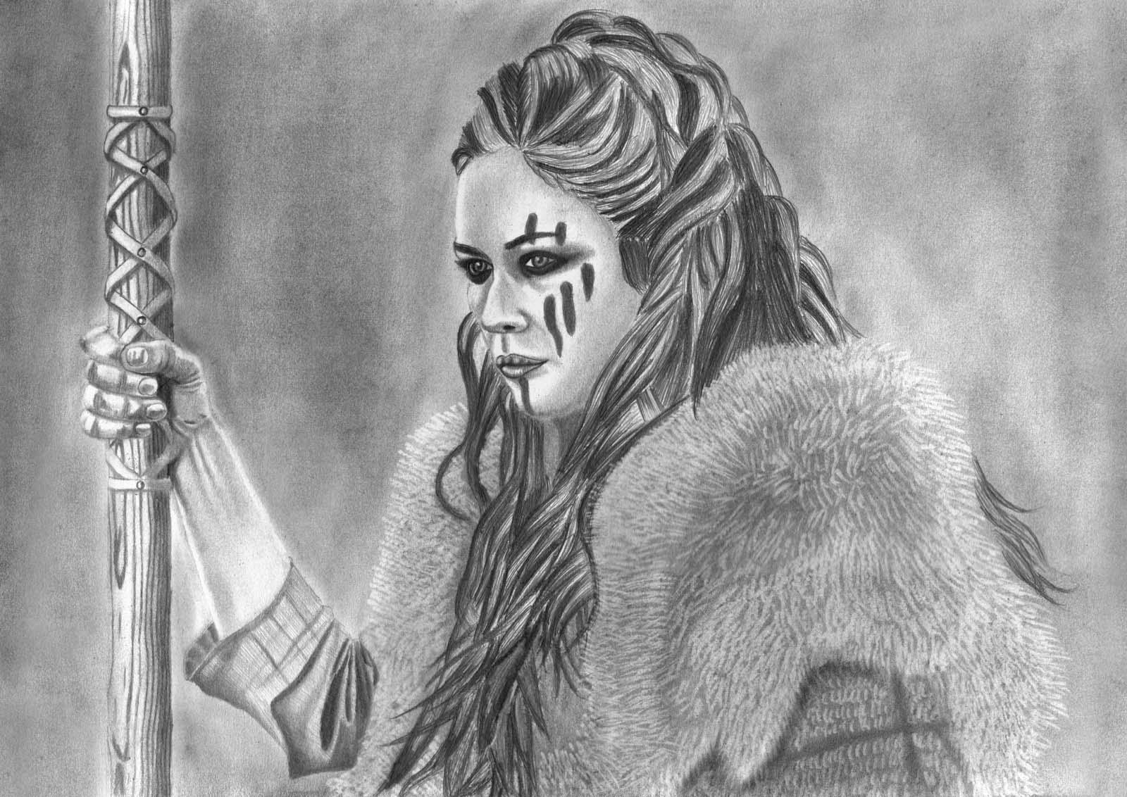 Olga Kurylenko Etain Centurion [She Wolf] by diablocyrus