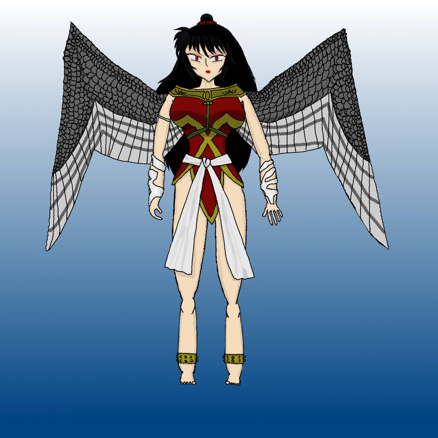 Falcon Angelic Lover