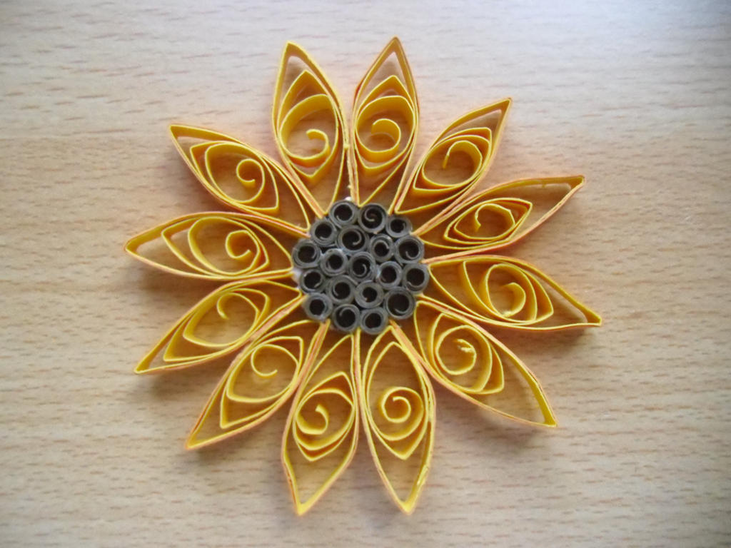 Paper quilling by firrwaaw on deviantart - Paper quilling art wallpapers ...