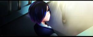Touka Kirishima - Tokyo Ghoul Remake Ch.01 by KuroNick-Arts