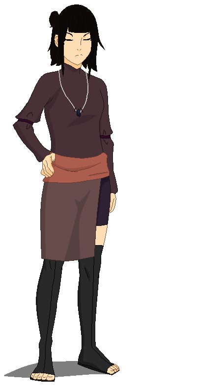 Higashi O'Sen - Naruto OC - by TacoGenocide on DeviantArt