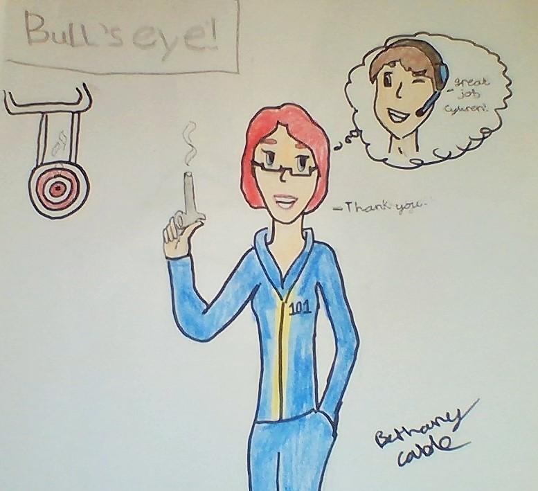 Fallout 3 Fan Art: Venturiantale Fallout Fanart By Lokis1army On DeviantArt