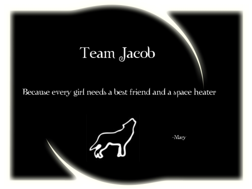 Team Jacob by NaomiKnighthart
