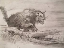 Vampire beast by Teratophoneus