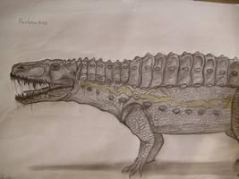 Postosuchus by Teratophoneus