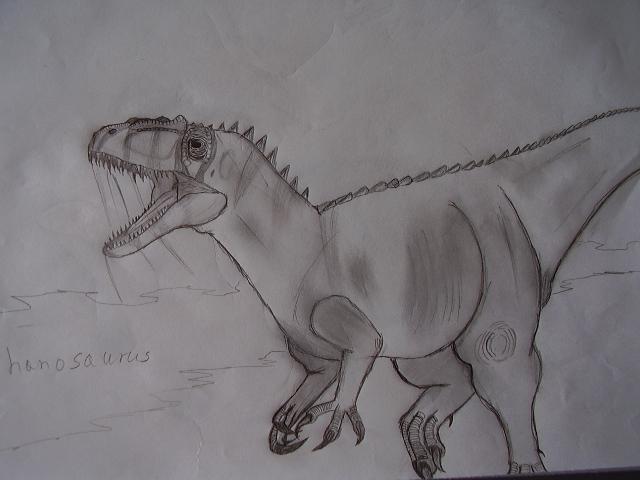Xuanhanosaurus by Teratophoneus on DeviantArt