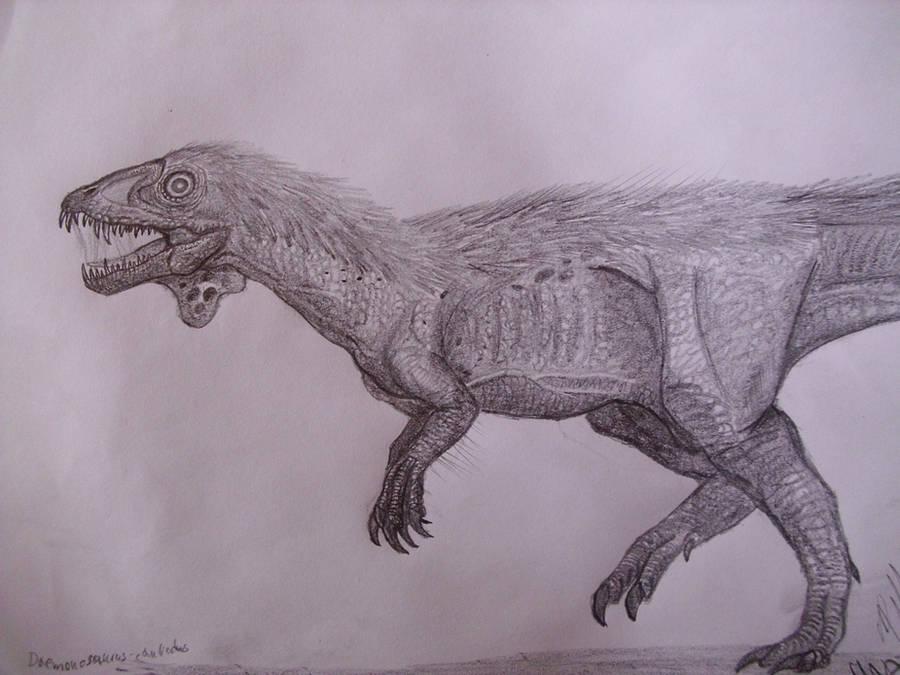 Daemonosaurus by Teratophoneus