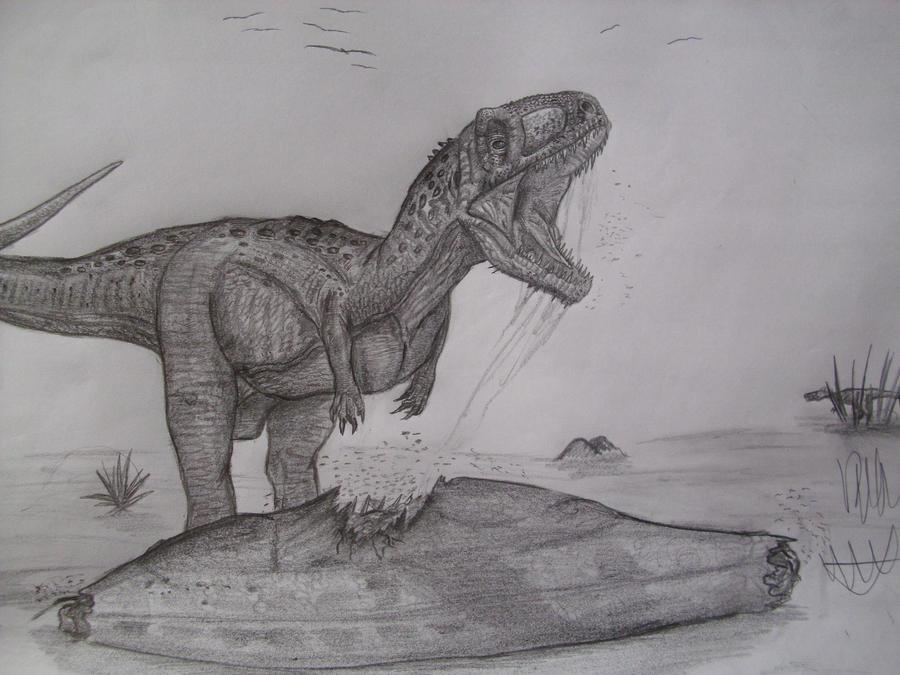 Indosuchus raptorius