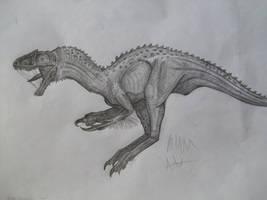 Noasaurus by Teratophoneus