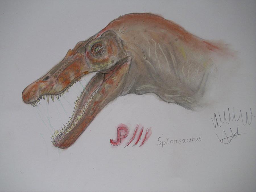 Jurassic Park Spinosaurus by Teratophoneus on DeviantArt