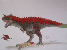 JP-Expanded Carnotaurus by Teratophoneus
