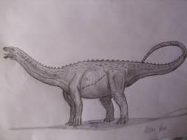 Paludititan nalatzensis by Teratophoneus