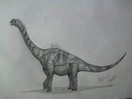 Sonorasaurus thompsoni by Teratophoneus