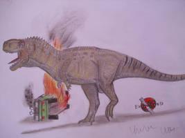JP-Expanded Ekrixinatosaurus by Teratophoneus