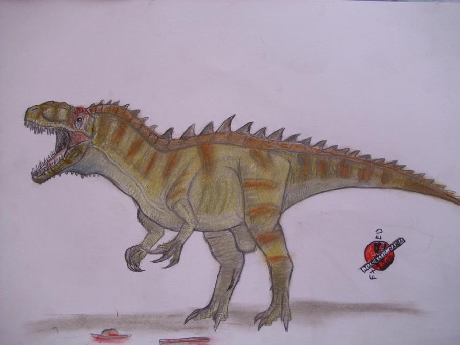Metriacanthosaurus JP-Expanded Metriacant...