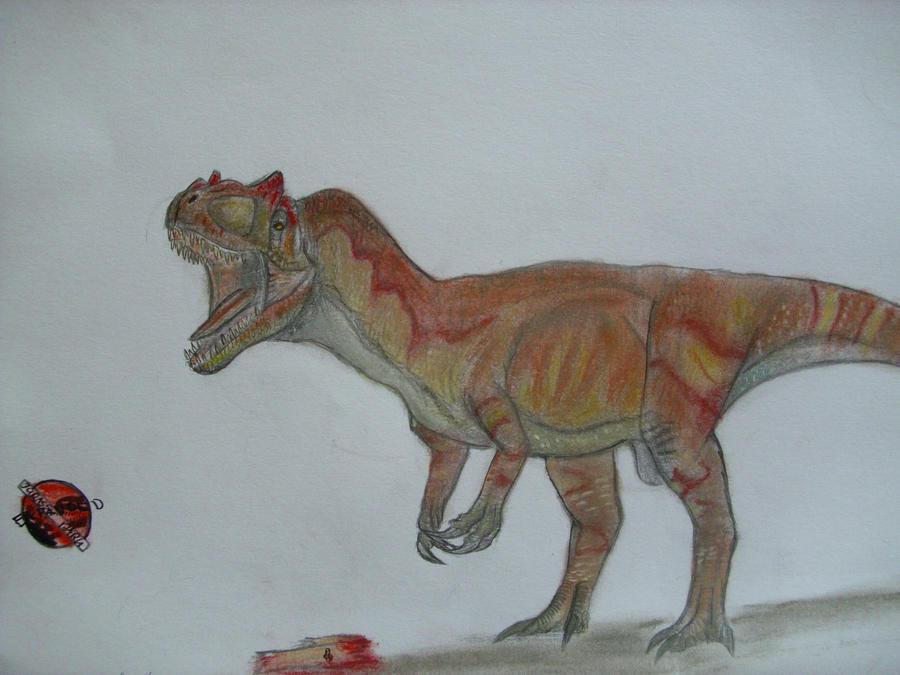 JP-Expanded Allosaurus by Teratophoneus on DeviantArt