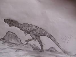 'Nototyrannus violantei' by Teratophoneus