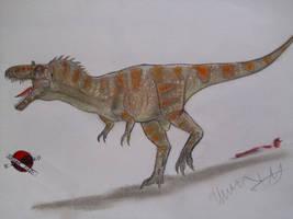 JP-Expanded   Gorgosaurus by Teratophoneus