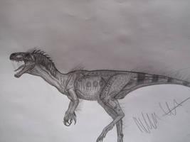 Eodromaeus murphi by Teratophoneus